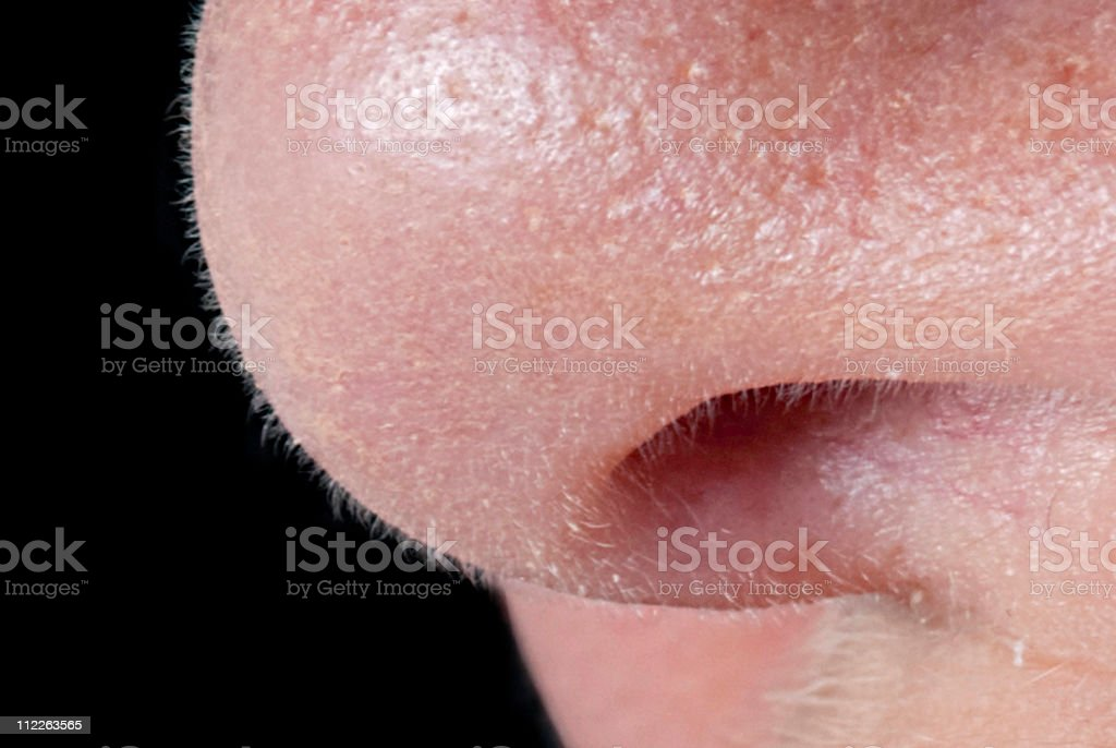 nose job royalty-free stock photo