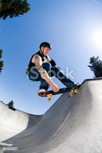 istock Nose Stall with Grab 92404007