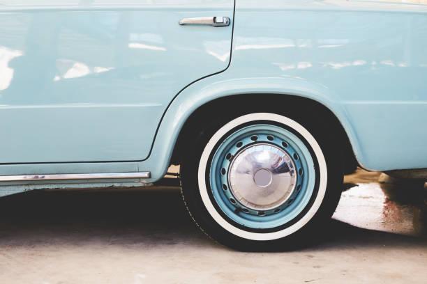nostalgisches Auto – Foto