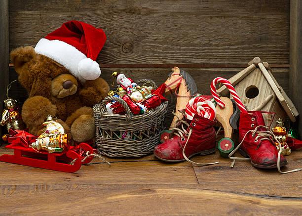 Nostalgic christmas decoration with antique toys picture id475095177?b=1&k=6&m=475095177&s=612x612&w=0&h=3bbhubf5tfbbbzi6f5eml8ulirsspn0oxaemobwq2ts=