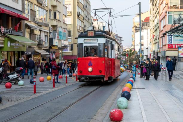 Nostalgic tramway of Kadikoy – zdjęcie