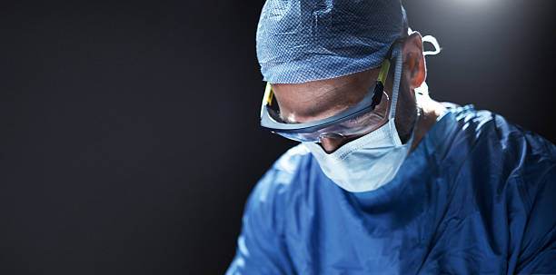 Not all doctors can be surgeons stock photo