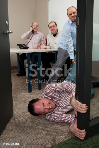 istock Not another meeting or You`re Fired 123467030