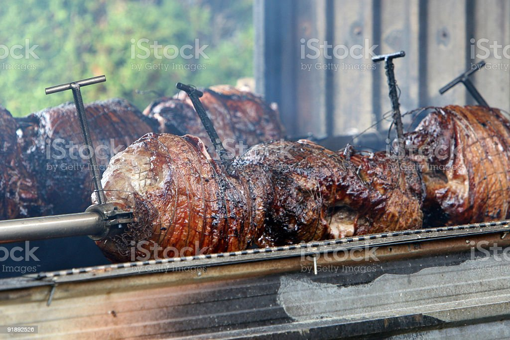 Not for vegetarians! royalty-free stock photo
