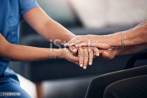 667827758 istock photo Not just a caregiver but a confidant 1147915760