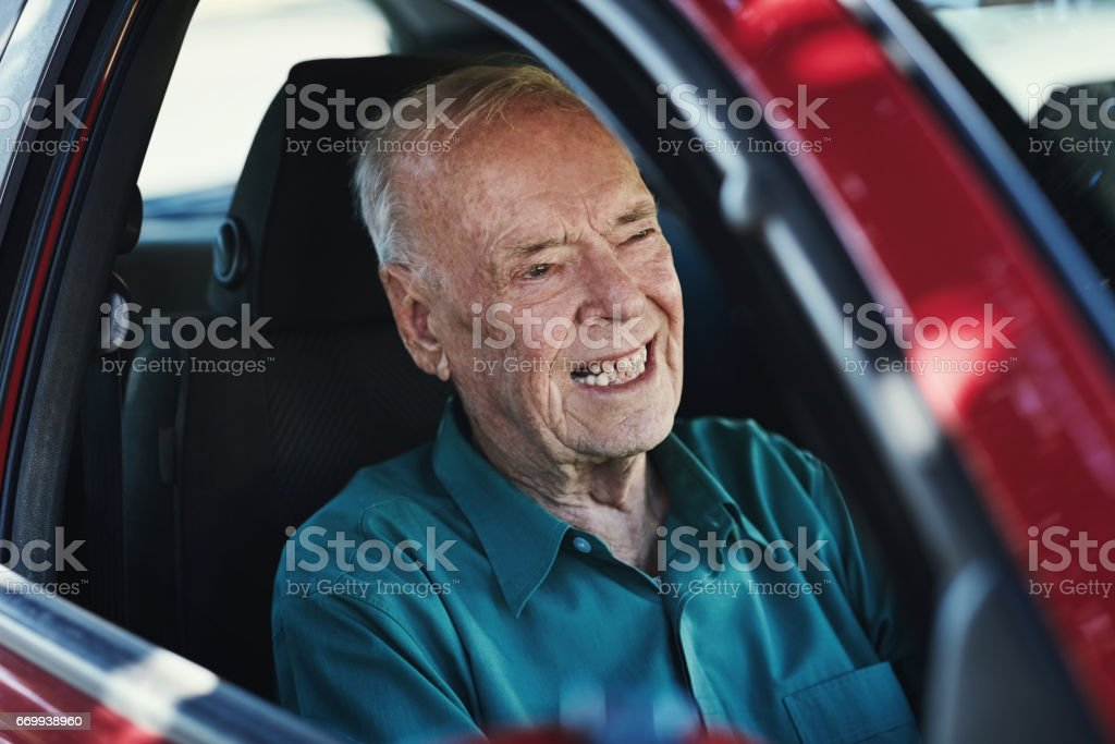 Not slowing down anytime soon stock photo