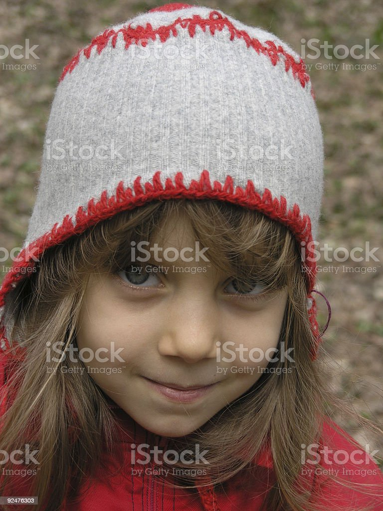 not without cunning royalty-free stock photo