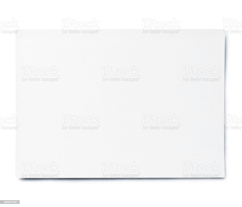 Note pad stock photo