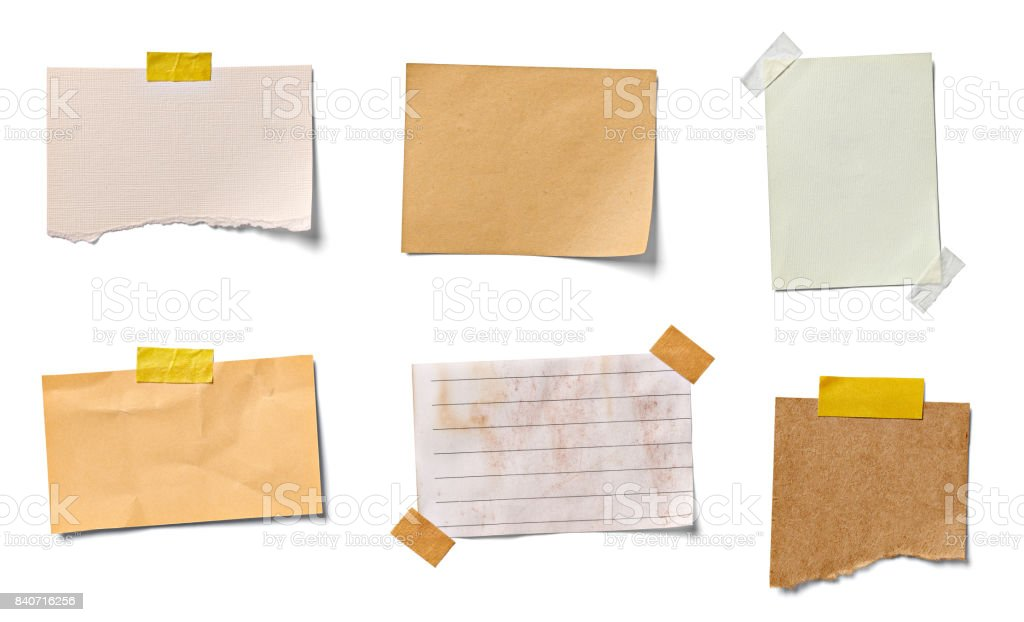 note paper piece label vintage grunge tape - foto stock