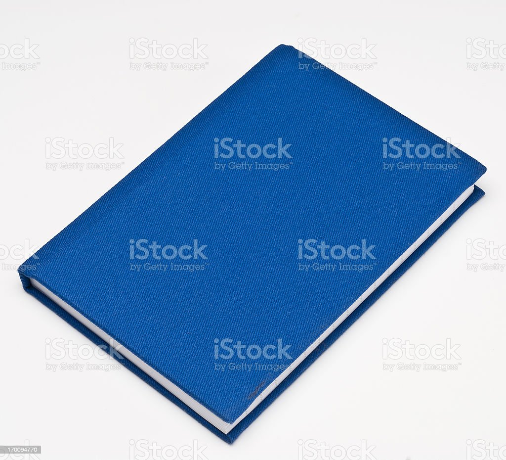 Notebook closed royalty-free stock photo
