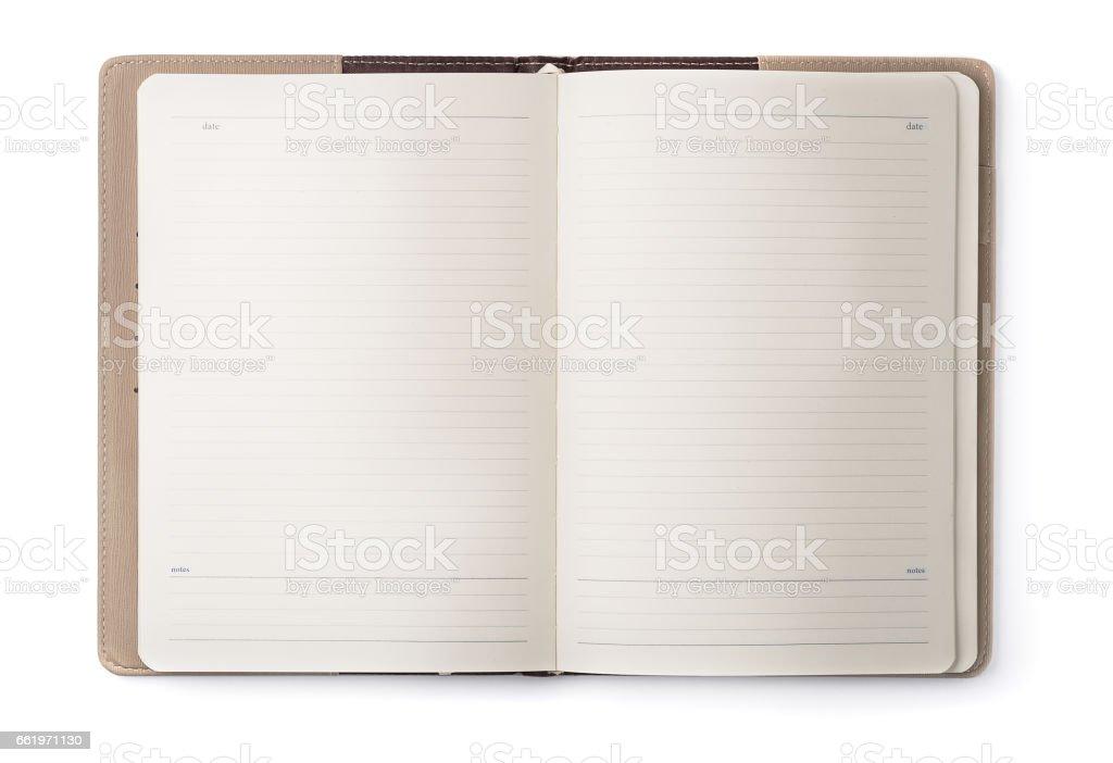 Notebook - Photo