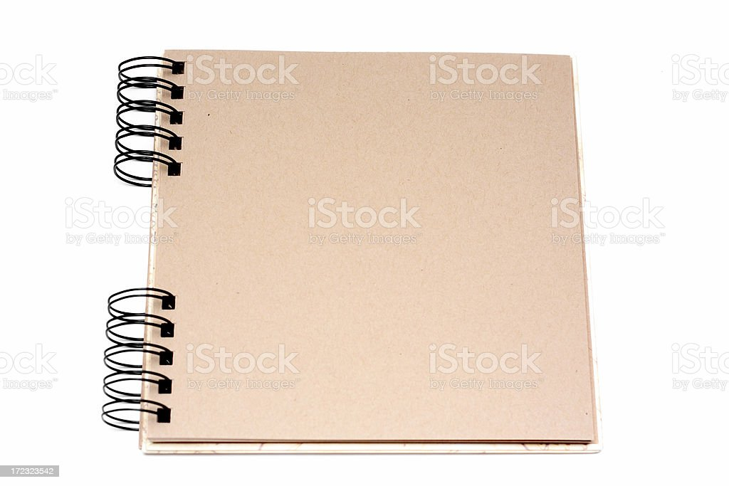 Notebook series royalty-free stock photo