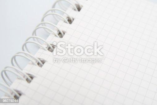 Notepad Primo Piano - Fotografie stock e altre immagini di Aperto