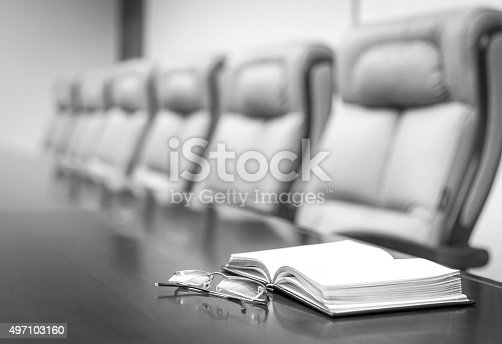 istock notepad on a table 497103160