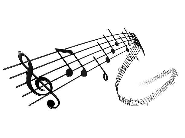 notes aux - note de musique photos et images de collection
