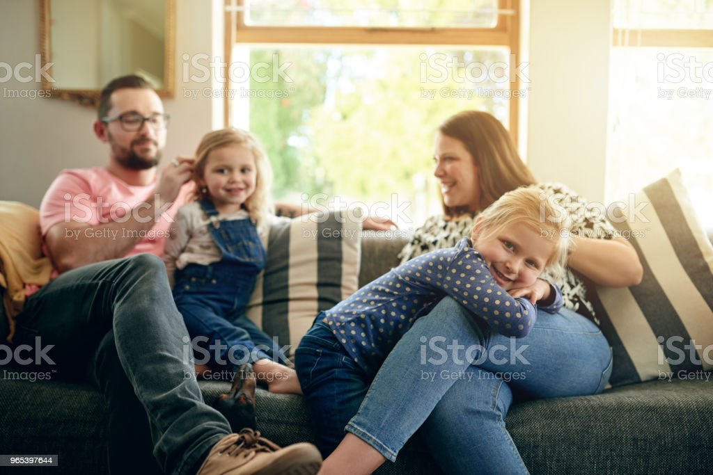 Nothing beats quality time with the people you love royalty-free stock photo