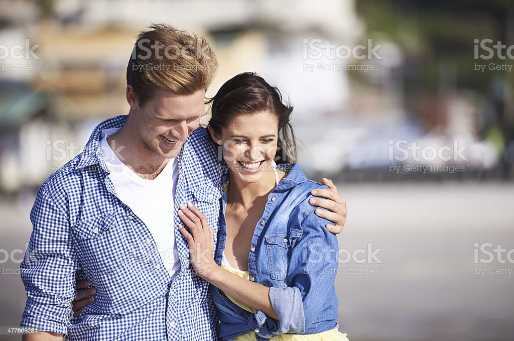 Nothing better than time together stock photo