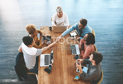 istock Nothing boosts productivity like recognition 1132274607