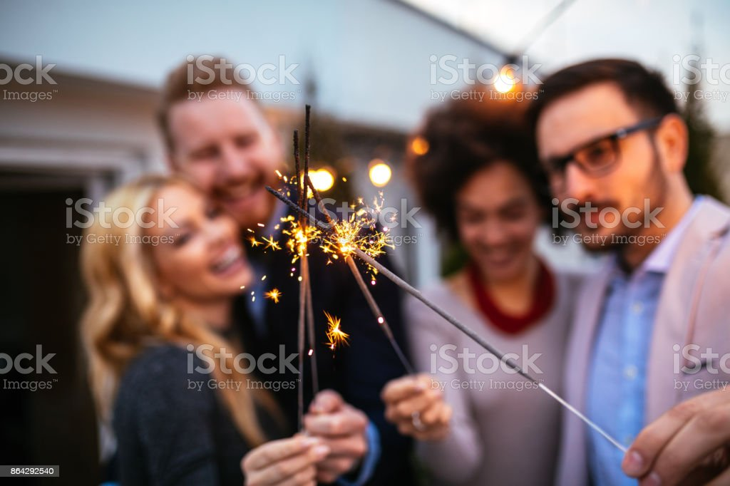 Nothing but good times when they get together royalty-free stock photo