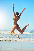 istock Nothing compares to the joy of a beach day 1157981402