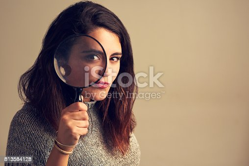 istock Nothing escapes my eye 813584128