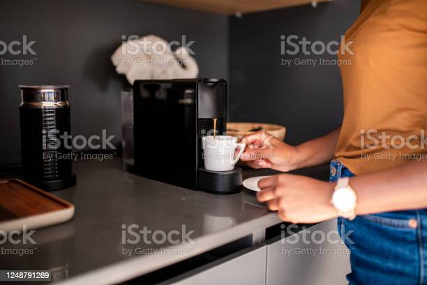 Nothing Like Morning Coffee Stock Photo - Download Image Now