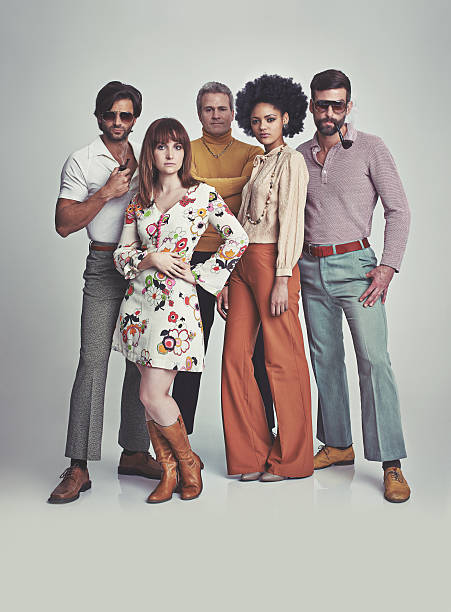 nothing like some 70s style! - 1970s style stock photos and pictures