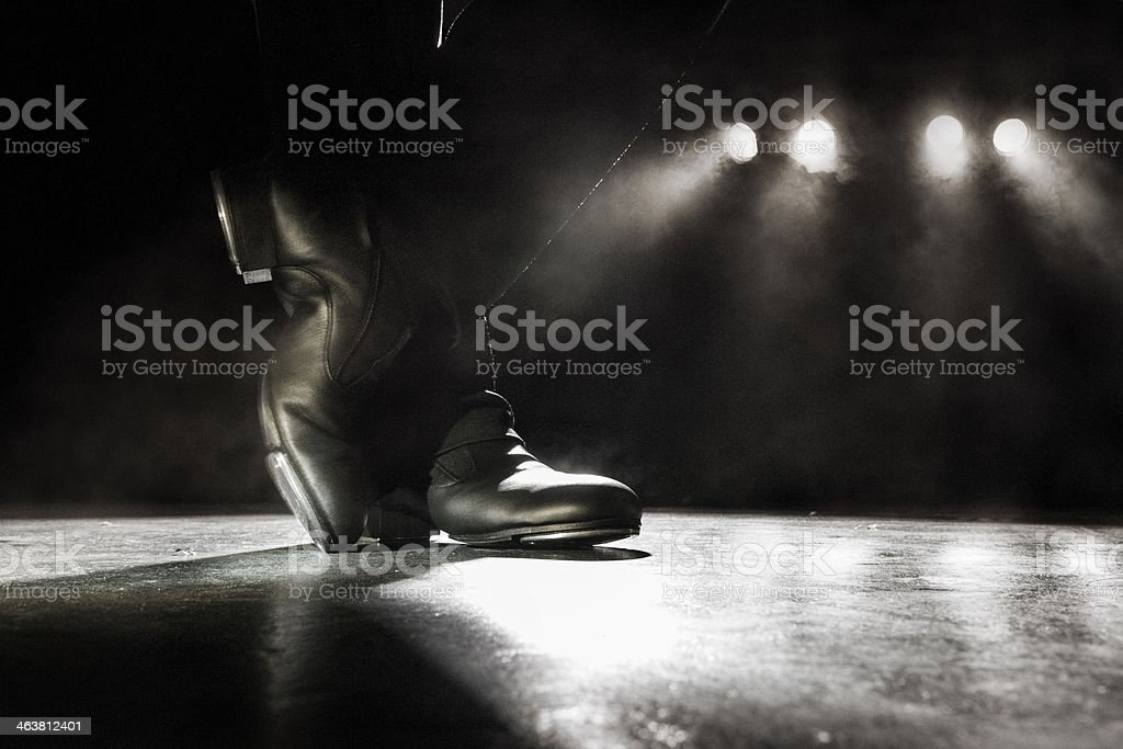 Nothing like the stage stock photo