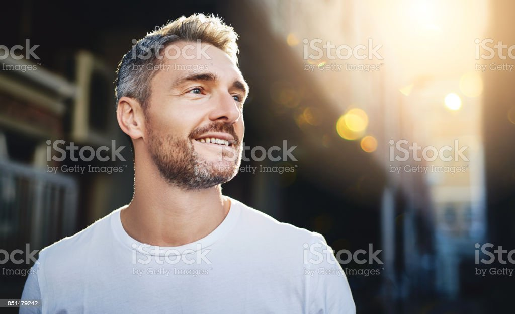 Nothing makes me happier... stock photo