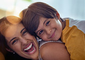 istock Nothing quite as endearing as the love of a mom 947121664