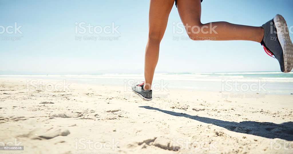 Nothing raises your energy faster and more effectively than exercise foto stock royalty-free