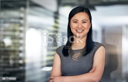 istock Nothing says success like self confidence 981749060