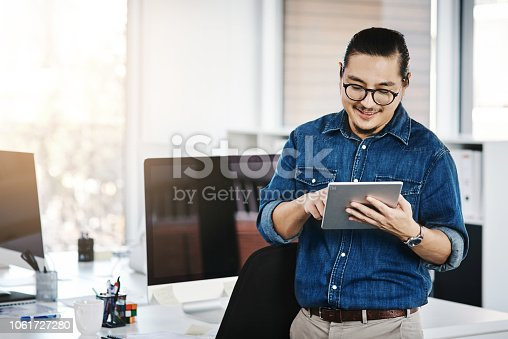 874813790 istock photo Nothing simplifies business like smart tech 1061727280