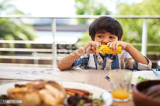 istock Nothing tastes better than a yellow vegetable 1160752056