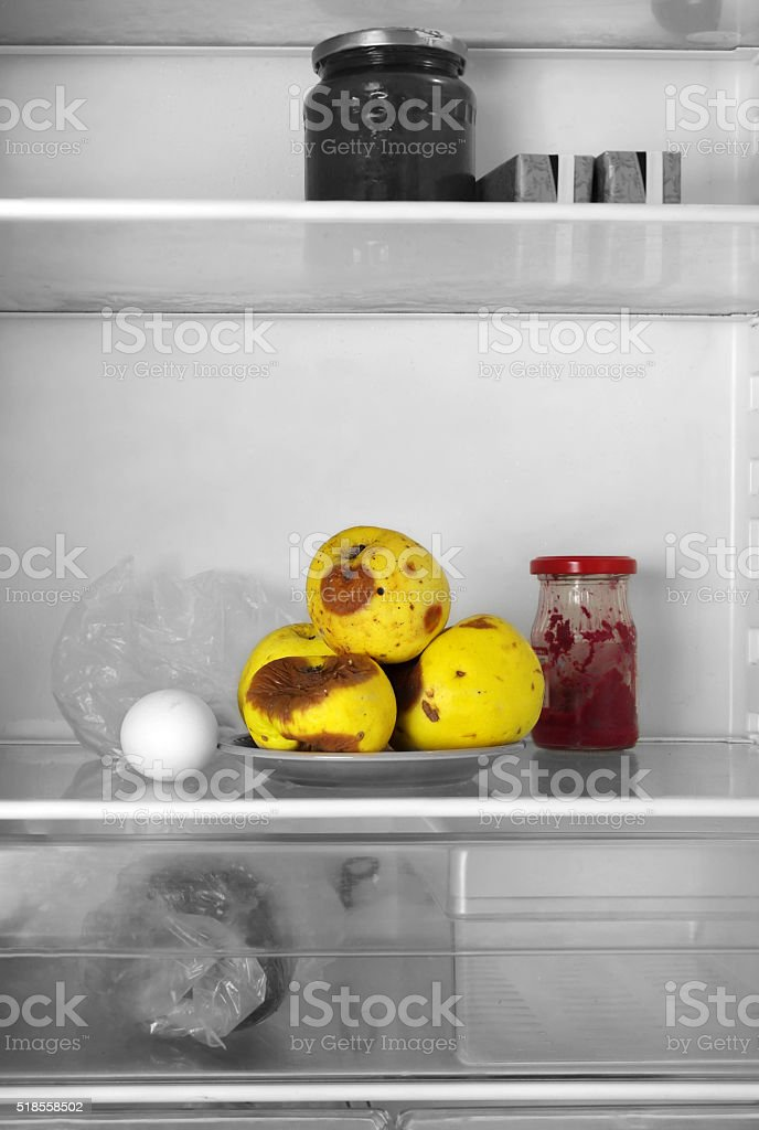 Nothing To Eat stock photo