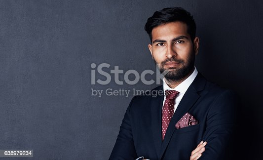 istock Nothing will detract me from the business mission 638979234