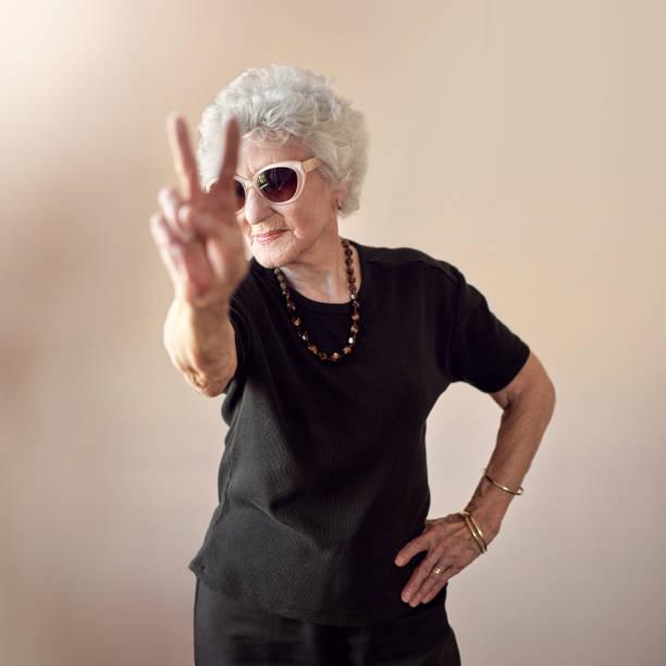 Coole Oma