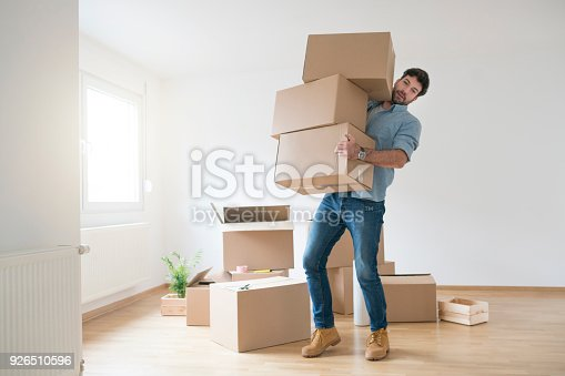 istock Nothing's Too Tough For This Guy 926510596