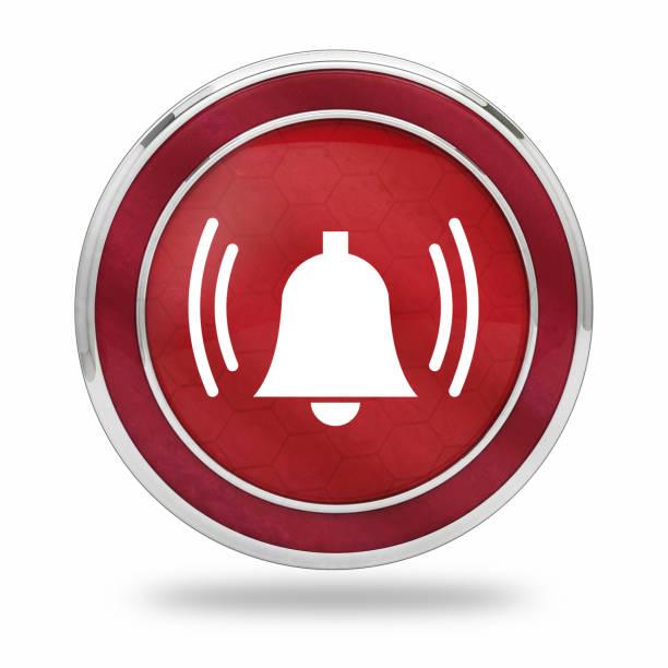 """schaltfläche """"benachrichtigung"""" bell - geräusche app stock-fotos und bilder"""