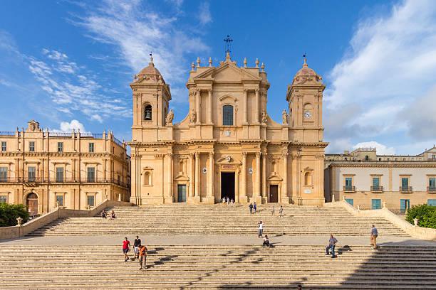 Noto Kathedrale, Sizilien, Italien – Foto