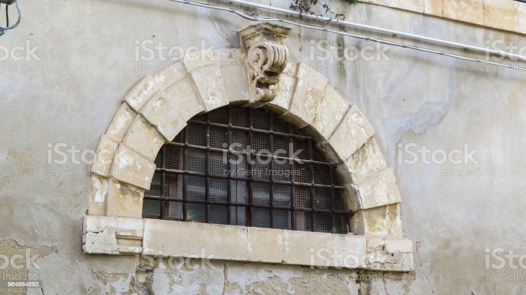 Noto, Sicily, Italy royalty-free stock photo