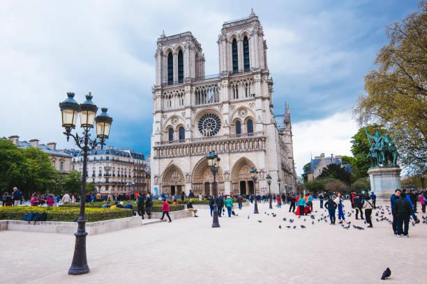 Notre-Dame-Kirche in Paris – Foto