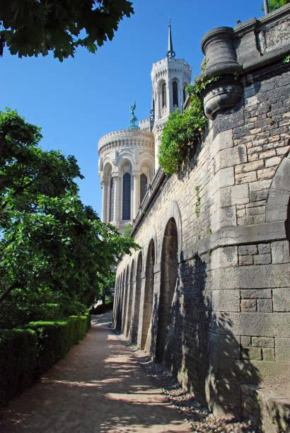 Basilique Notre-Dame-de-Fourvière de Lyon - Photo