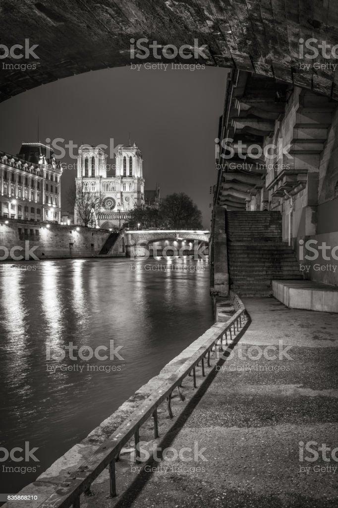 Photo Libre De Droit De Cathédrale Notredame De Paris De