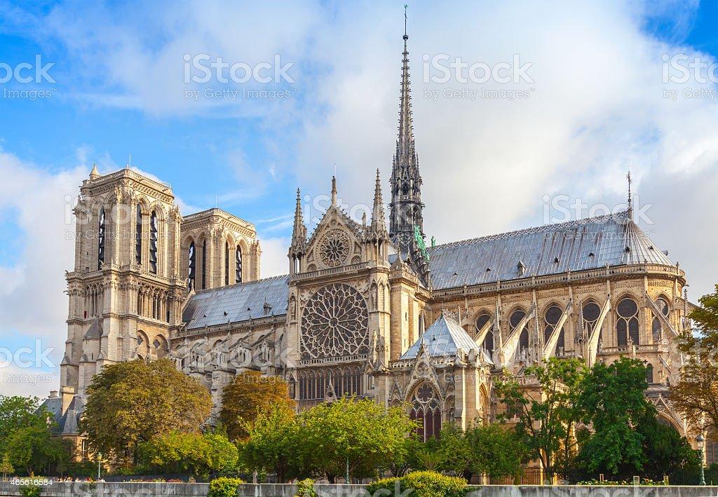 Notre-Dame de Paris Kathedrale, Frankreich – Foto