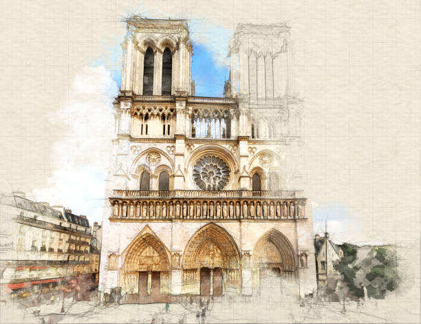 Notre Dame de Paris - Photo