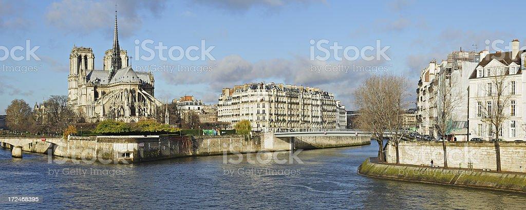 Notre Dame - Paris royalty-free stock photo