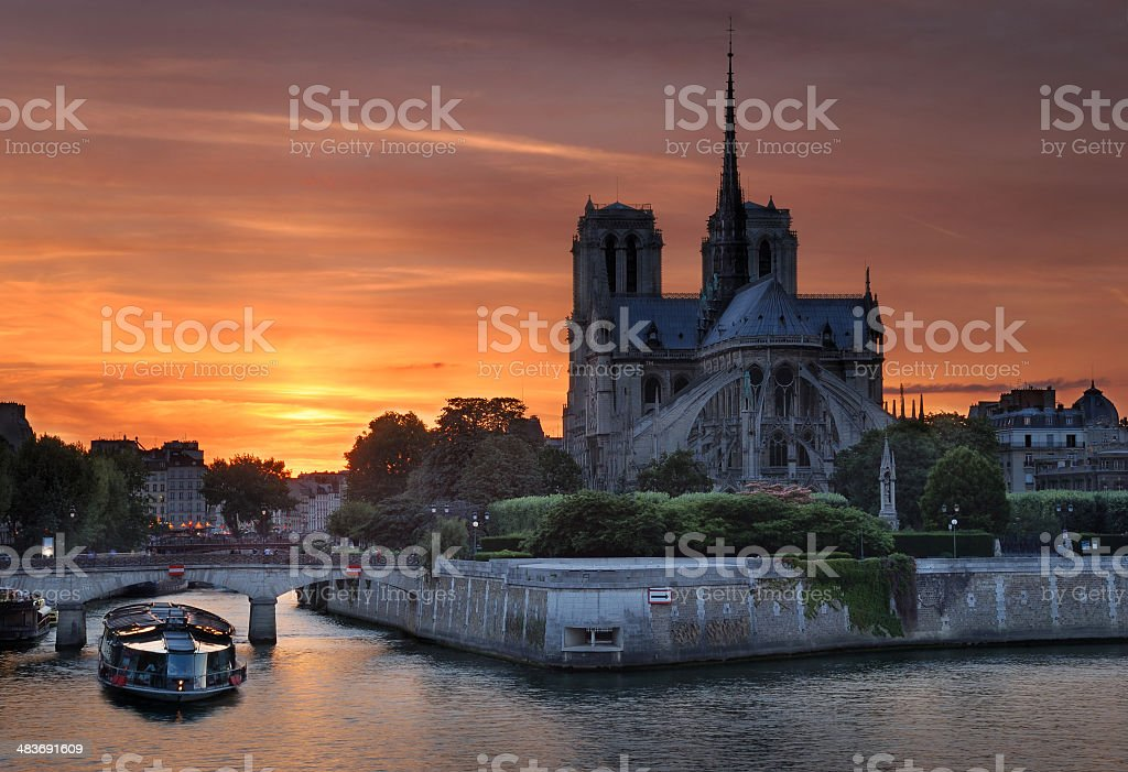 Notre-Dame. – Foto