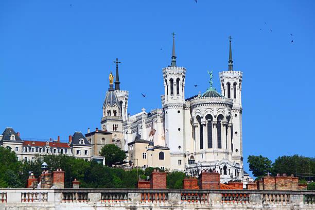 Notre-Dame-de-Fourvière-Lyon, France - Photo