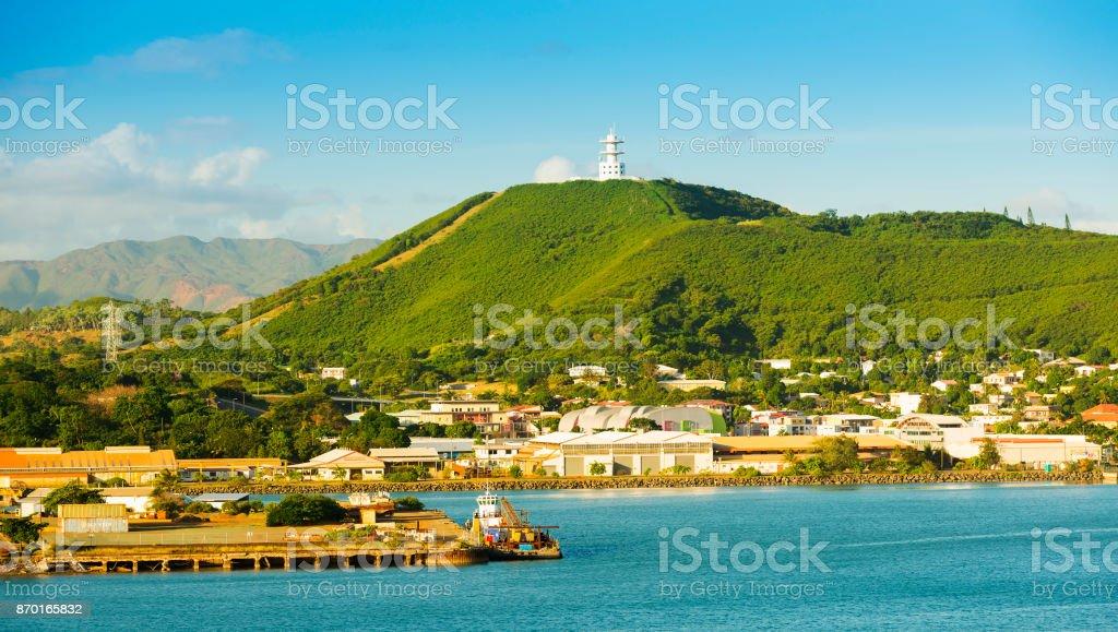 Noumea New Caledonia stock photo